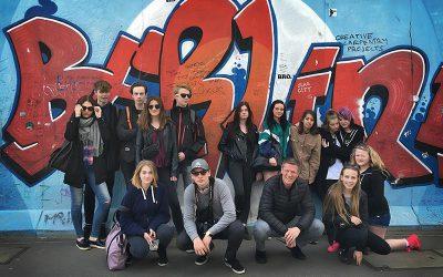 Projektlejrskole til Halle og Berlin