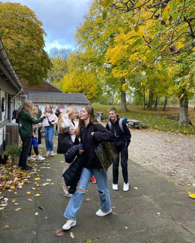 Hjemmegrupperne på Nordsjællands Friskole