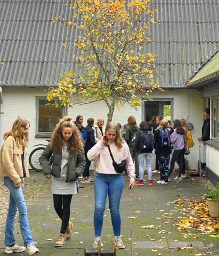 10 klasse i Hillerød