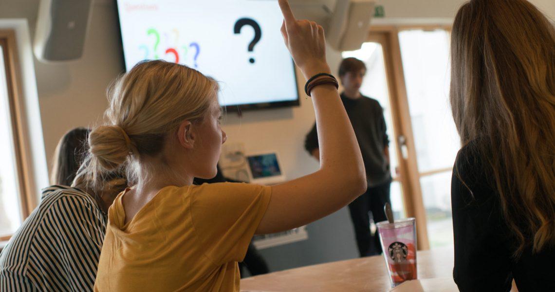 Infoaften Den Alternative Skole i Hillerød